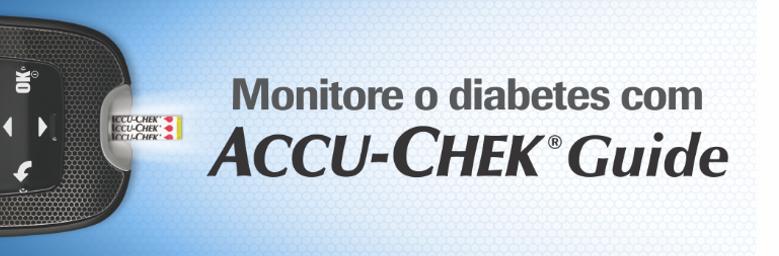 Monitor de glicemia Accu-Chek Guide